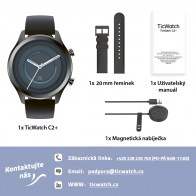 TicWatch C2+ Onyx Black