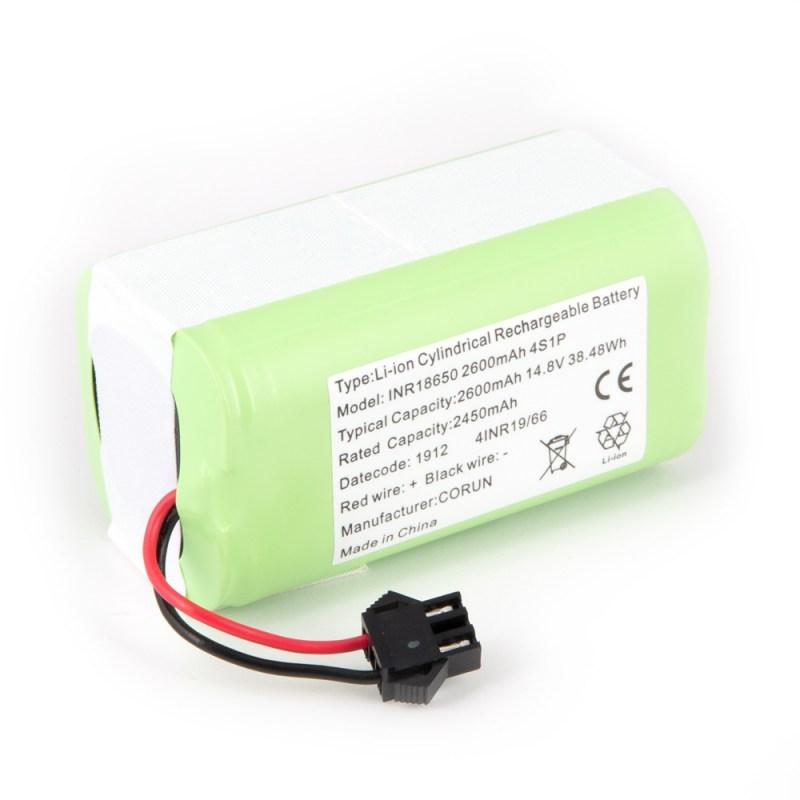 Baterie pro Mamibot ExVac680s