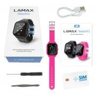 LAMAX WatchY2 Pink