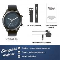 TicWatch C2+ Onyx Black