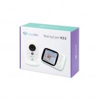 Set TrueLife NannyCam H32 + TrueLife CARE Q7 blue